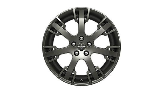 Maserati GranTurismo and GranCabrio rims - Neptune Design Grigio