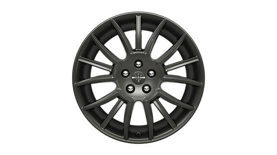 Maserati GranTurismo and GranCabrio rims - Trident Design Mercury