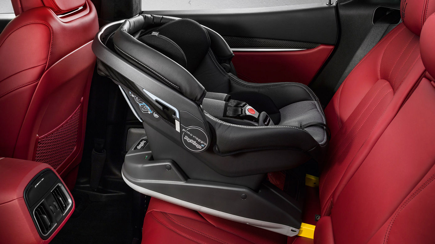 Levante Accessories - Safety Childseat designed by Peg Pérego