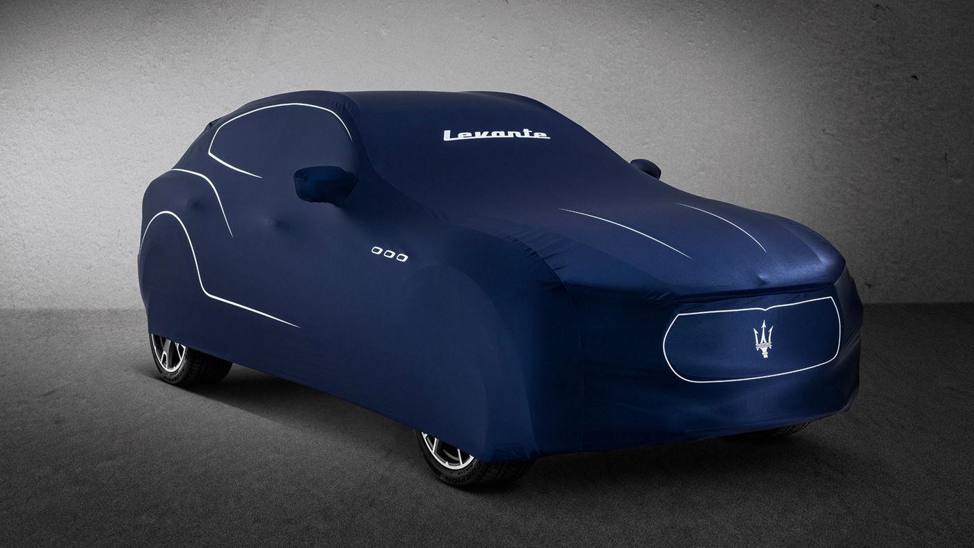 Levante Accessories - Indoor Car Cover
