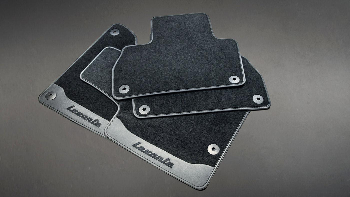 Levante Accessories - Branded Floor Mats