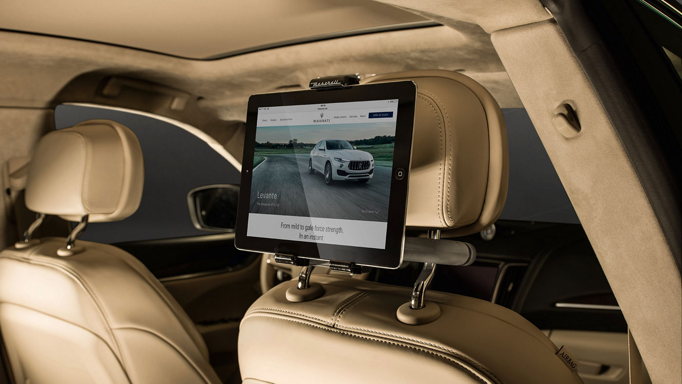 Levante Accessories - Universal Tablet Holder