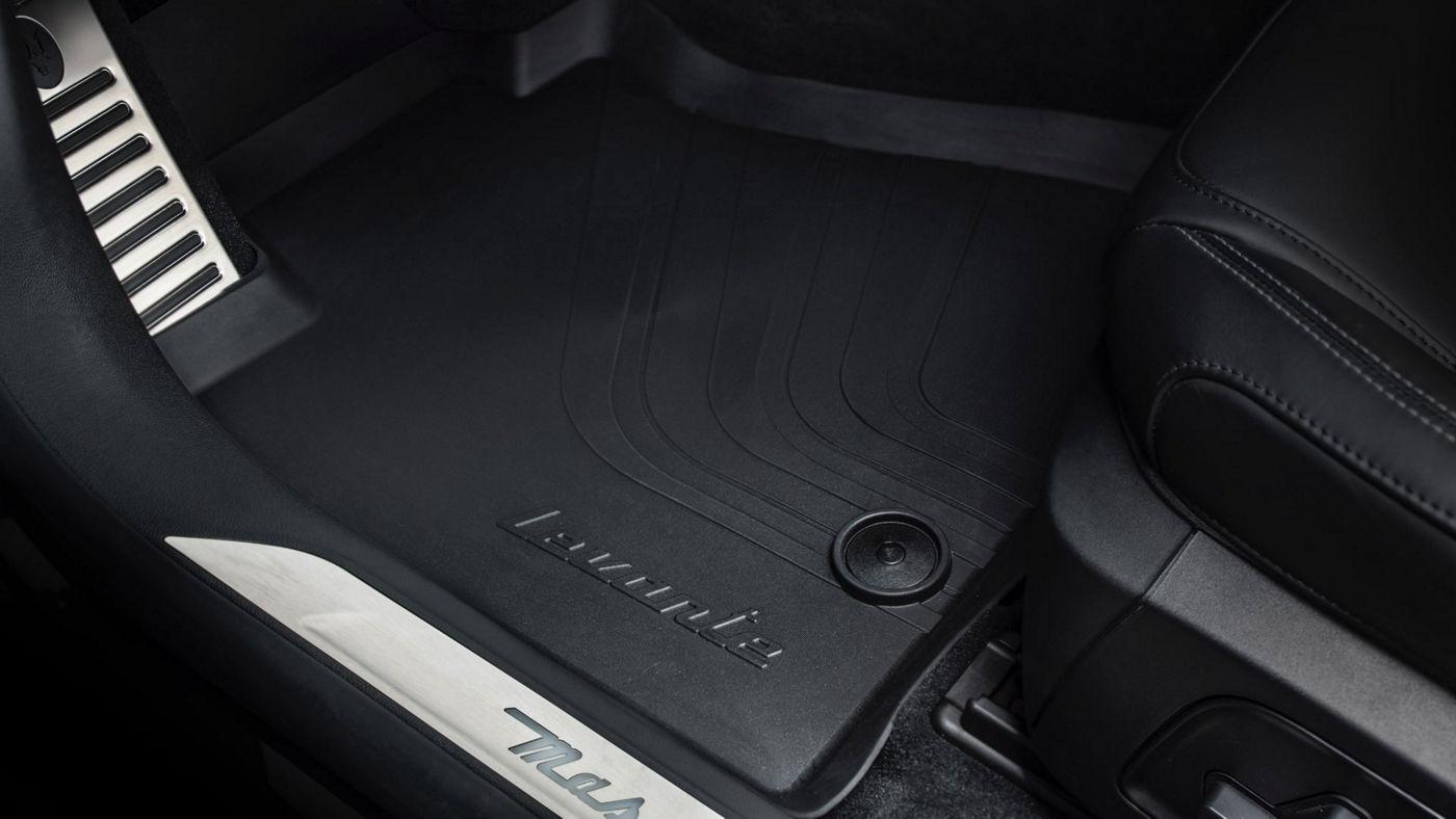 Maserati Levante accessories - Levante branded Floor Mats