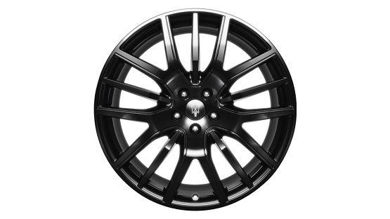 Maserati Levante rims - Anteo Black