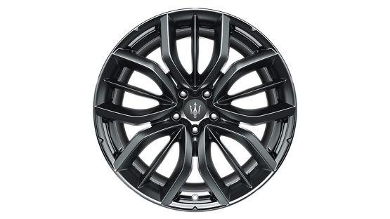 Maserati Levante rims - Efesto Dark Miron