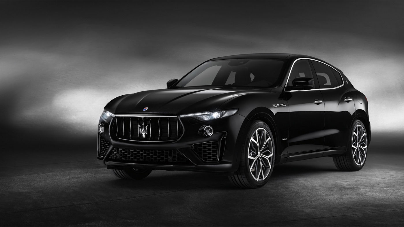 Maserati Levante Originalreifen - Luxus-SUV in Schwarz