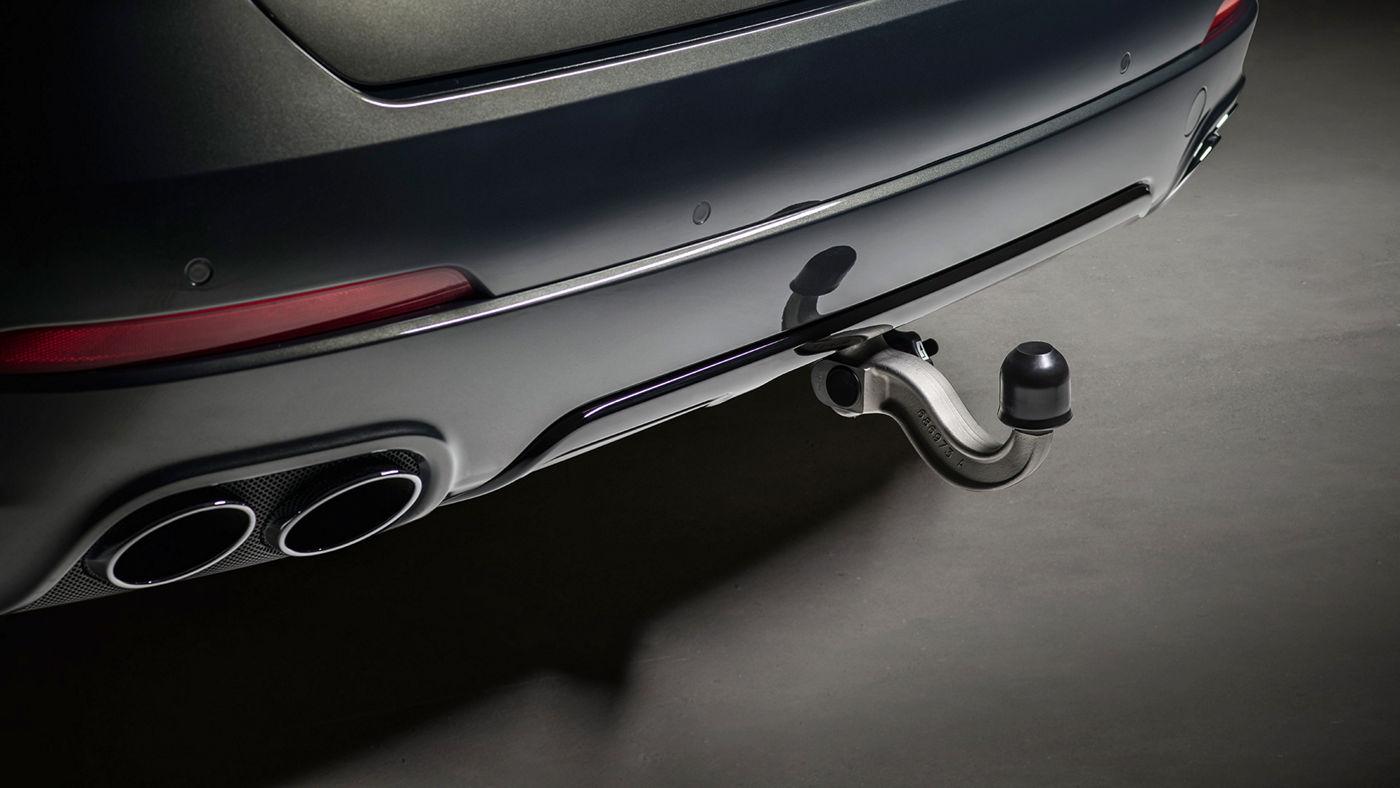 Maserati Levante Zubehör: Anhängerkupplung