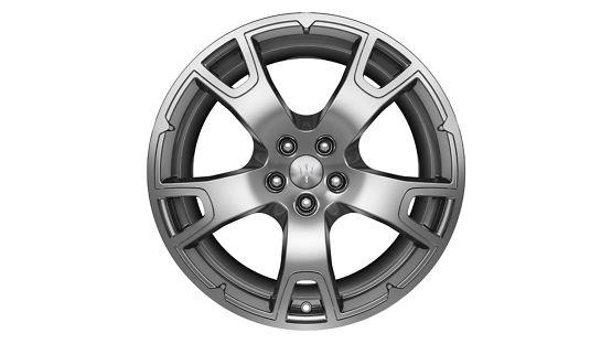 Maserati Levante rims - Nereo Glossy Grey