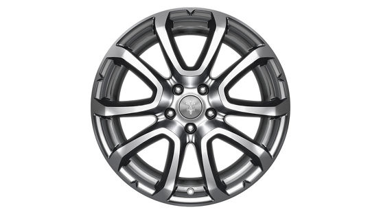 Maserati Levante rims - Zefiro Dark Grey