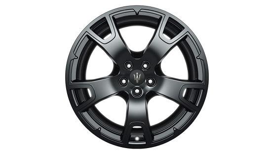 Maserati Levante rims - Nero Dark Miron