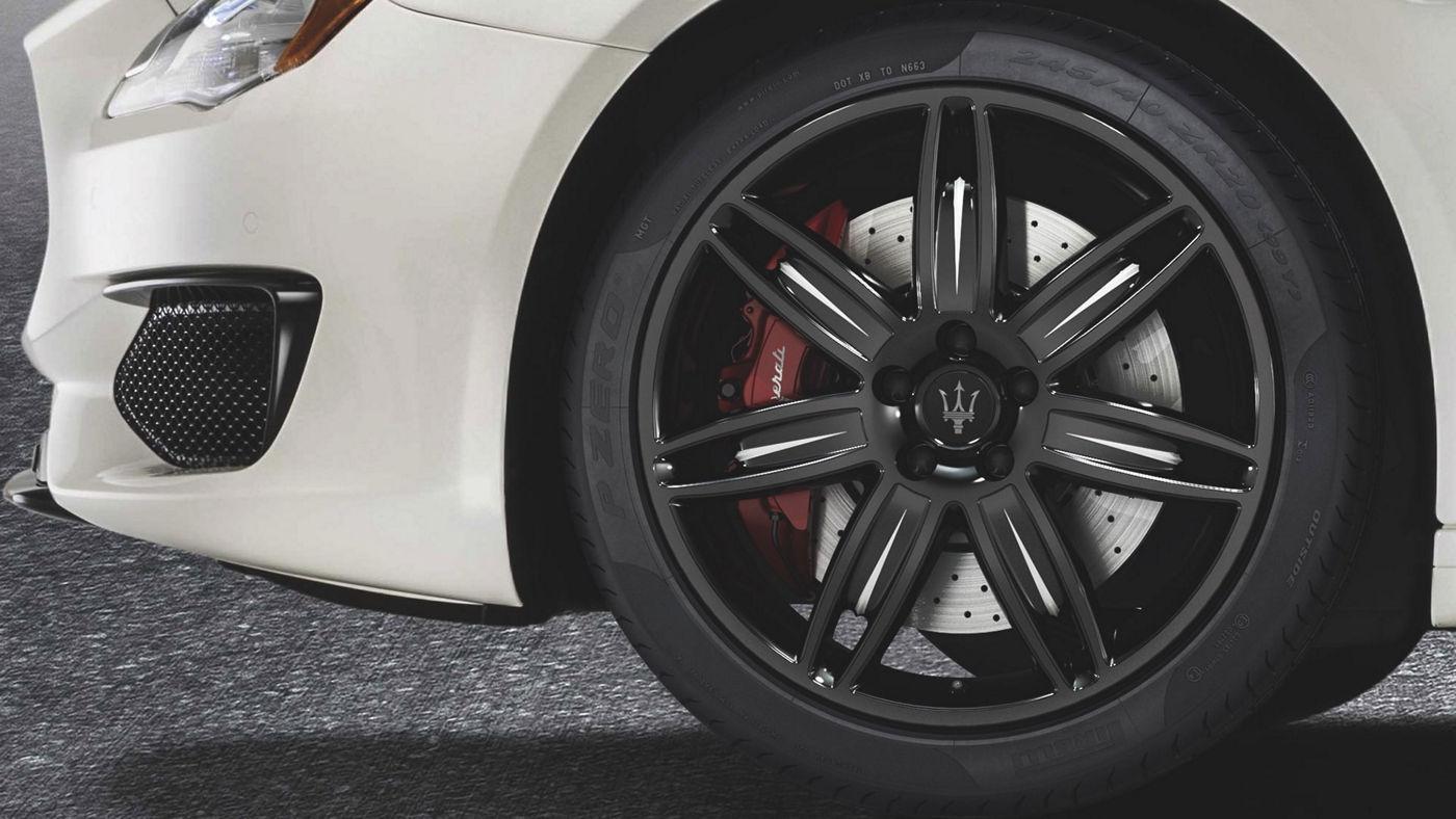 Maserati Quattroporte Originalreifen, Räder und Felgen