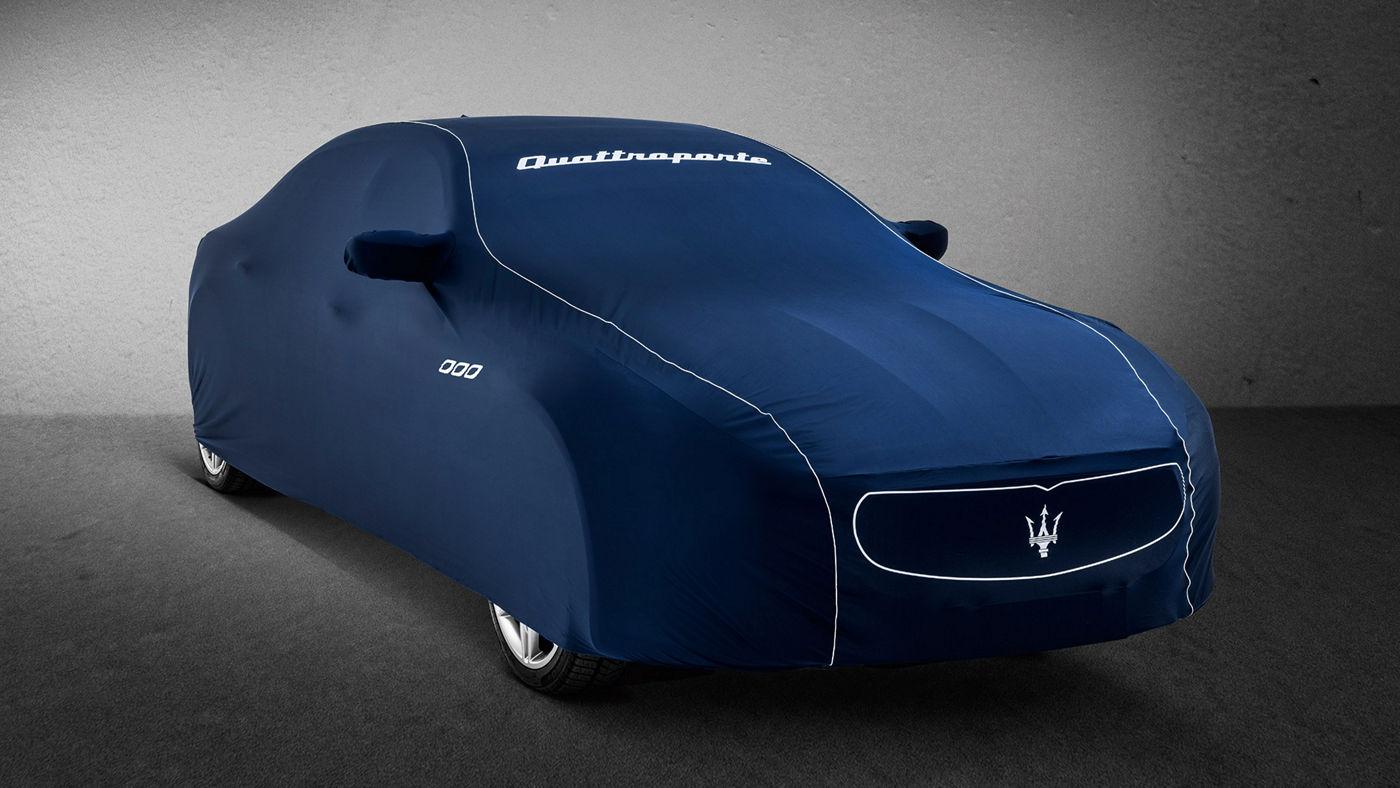 Quattroporte Accessories - Indoor Car Cover