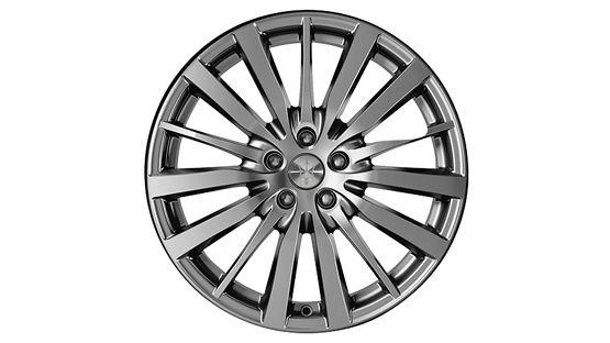 Maserati Quattroporte rims - Poseidone