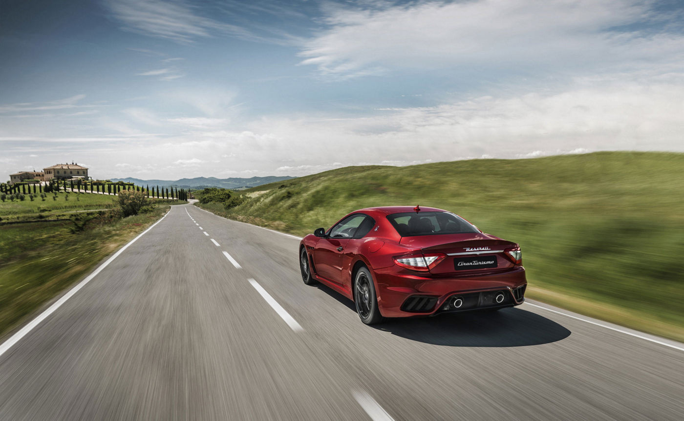 A Maserati Levante: the Maserati of SUVs