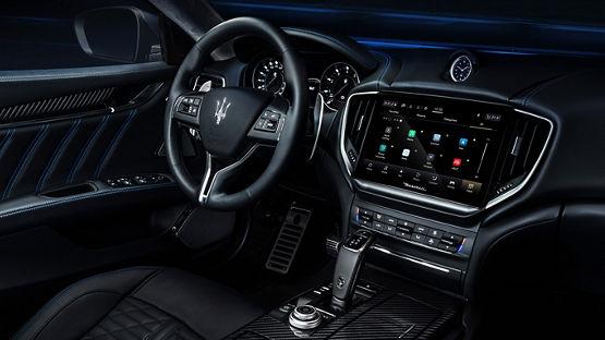 Maserati Connect