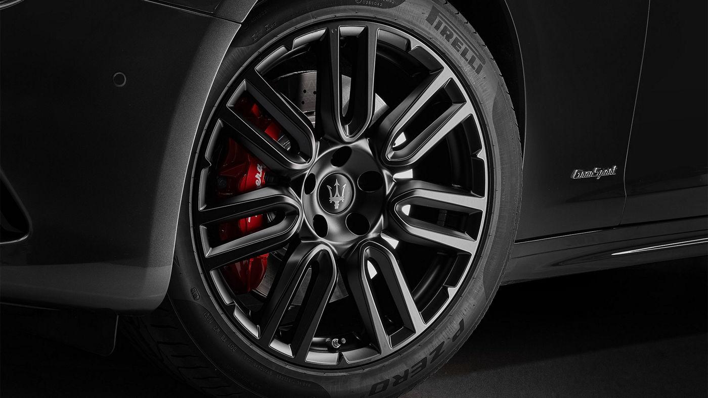Maserati Ghibli Originalreifen, Räder und Felgen