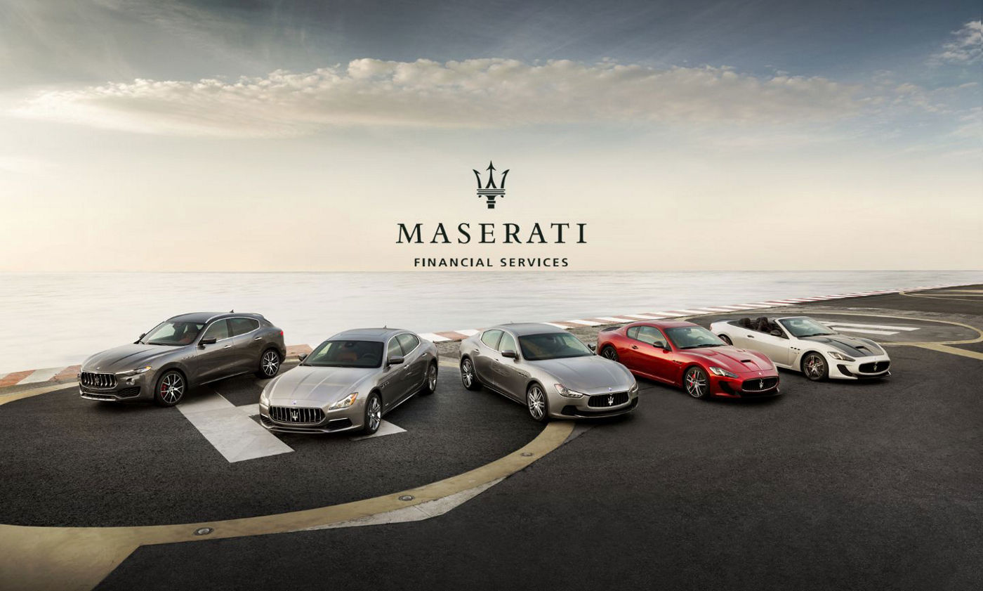 Maserati Financial Services