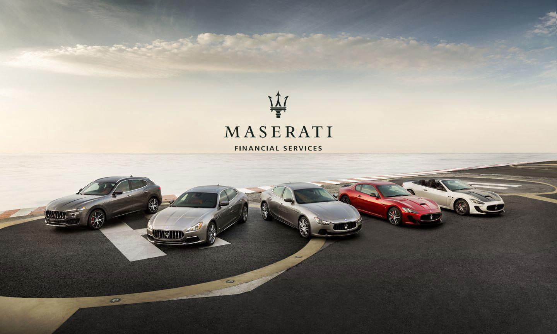 Maserati Financial Services