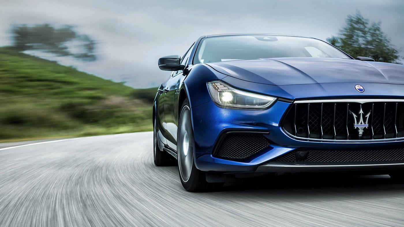 2018 Maserati Ghibli Luxury Sports car