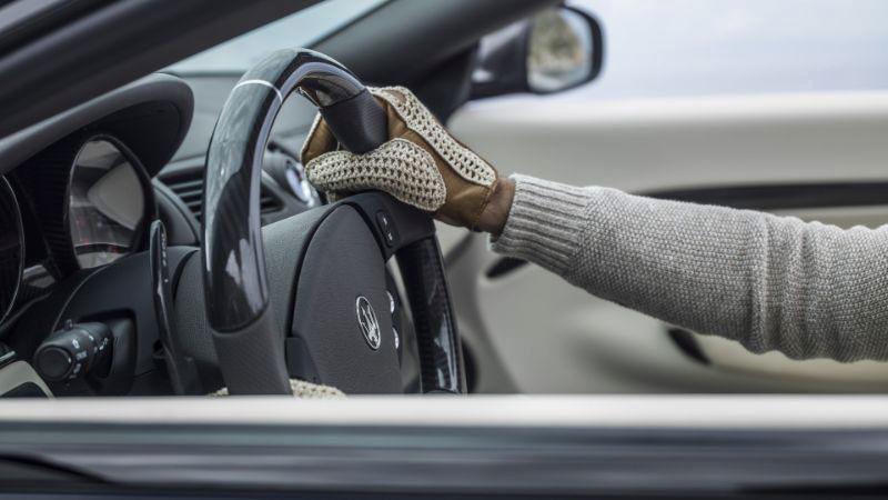2018 Maserati GranTurismo Convertible Safety