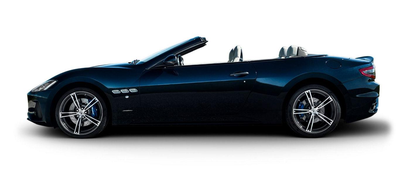 2018 Maserati GranTurismo Convertible Front View