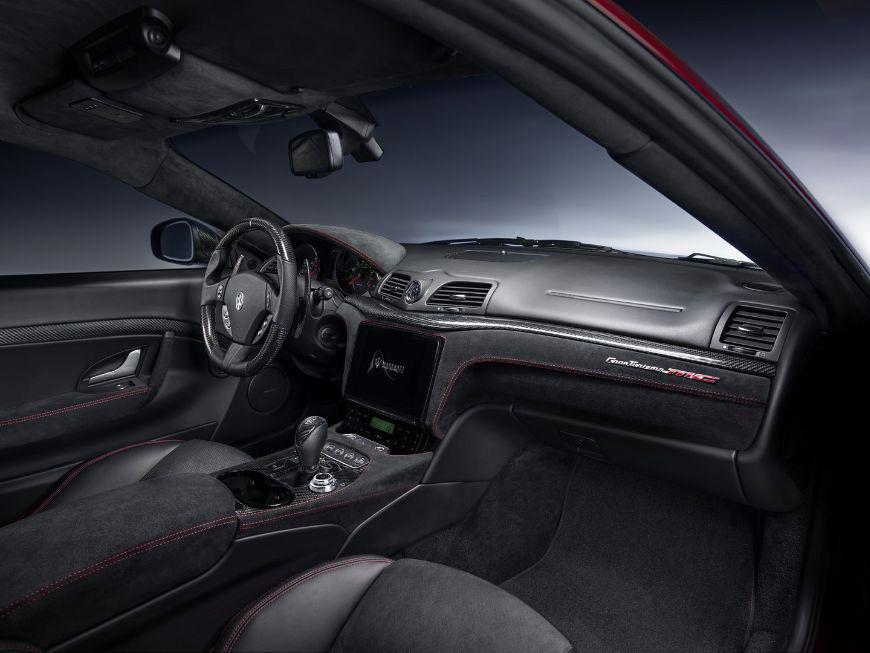 2018 Maserati GranTurismo Dashboard