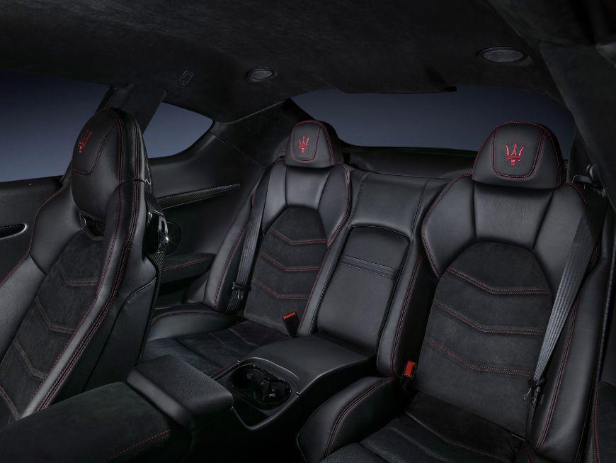 2018 Maserati GranTurismo Interior Seats