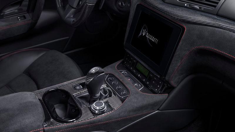 2018 Maserati GranTurismo Safety
