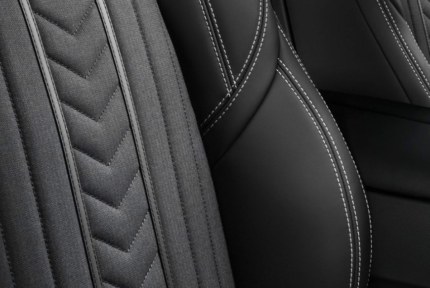 2018 Maserati Levante Zegna Stitching