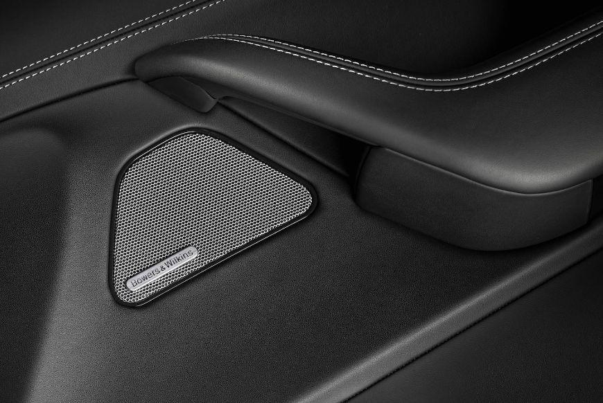 2018 Maserati Levante GranLusso Bowers & Wilkins Speaker