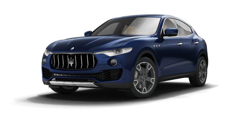 2018 Maserati Levante Thumbnail