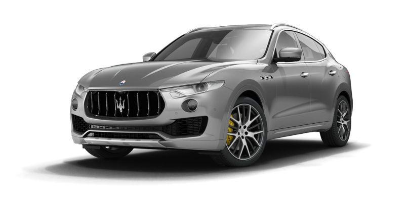 2018 Maserati Levante S Thumbnail