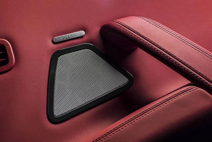 2018 Maserati Quattroporte Bowers & Wilkins Speakers