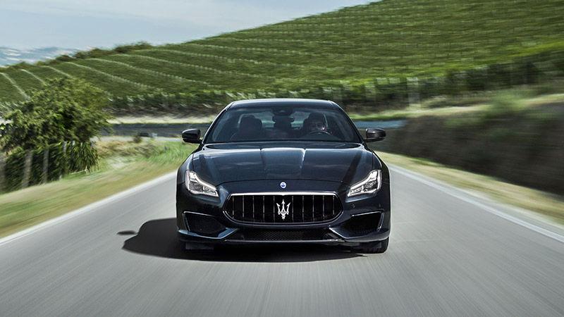 2018 Maserati Quattroporte Luxury Sedan