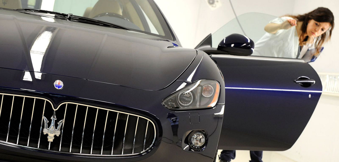 Maserati Assistenz