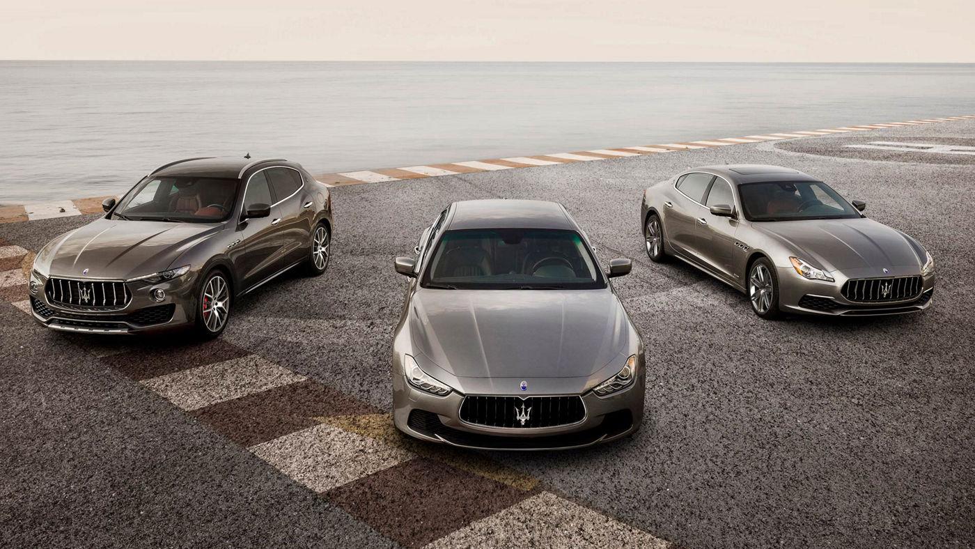 Maserati Deal