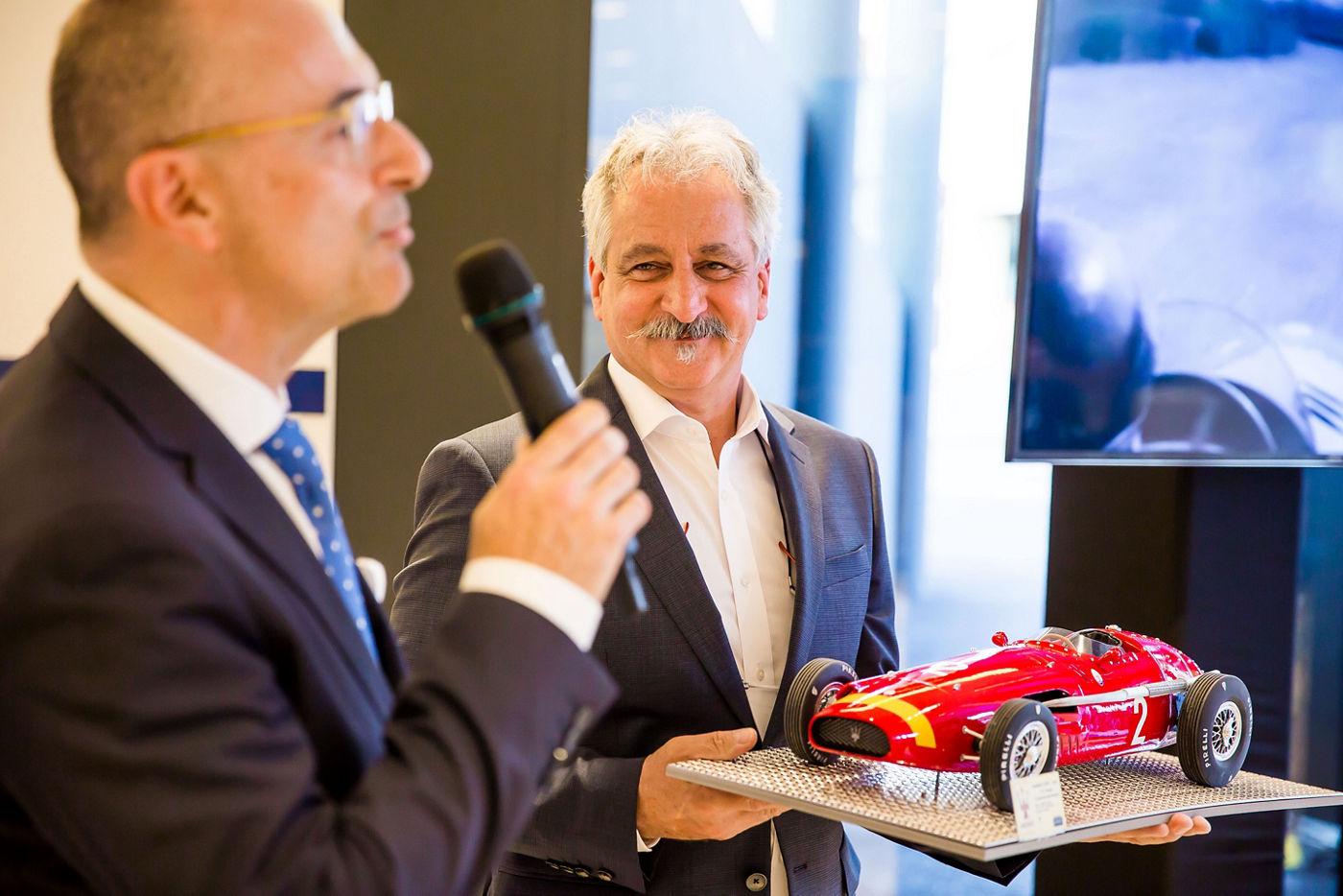 Garage Limacher AG - Maserati Opening