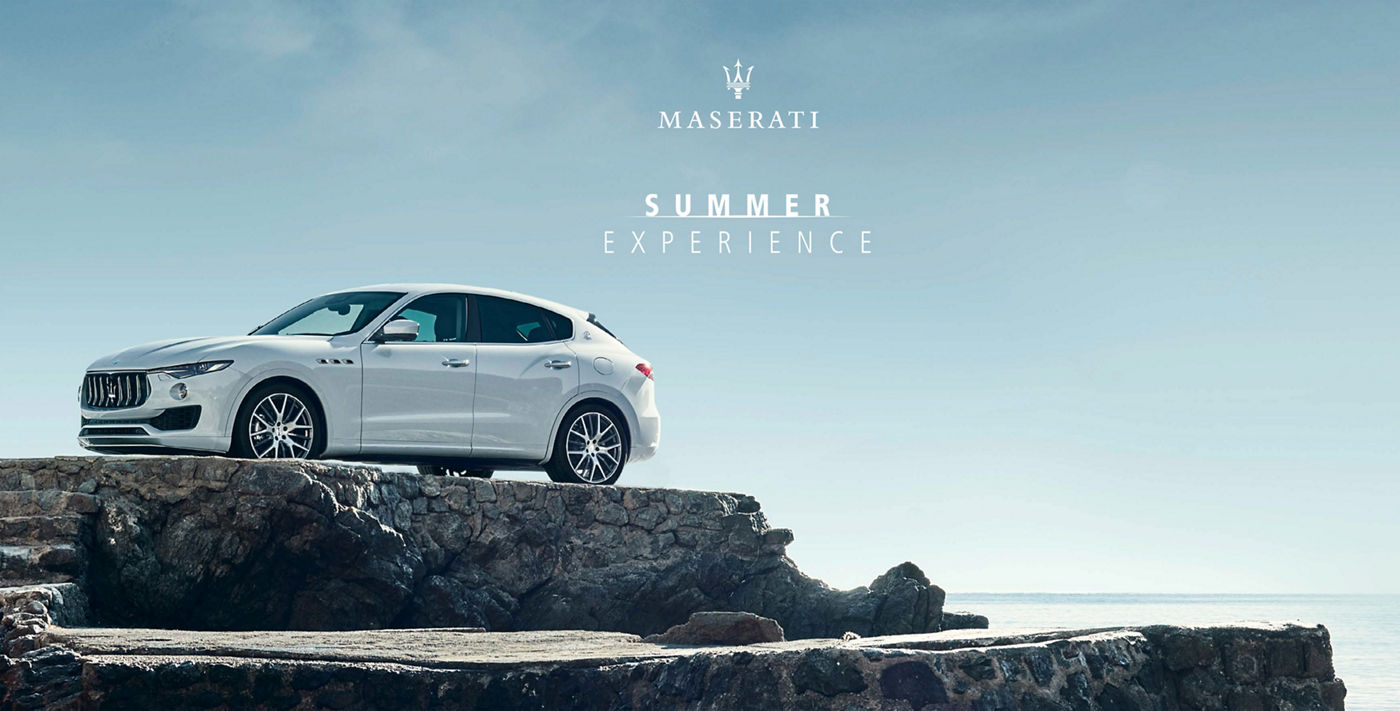 Maserati Summer Experience 2017