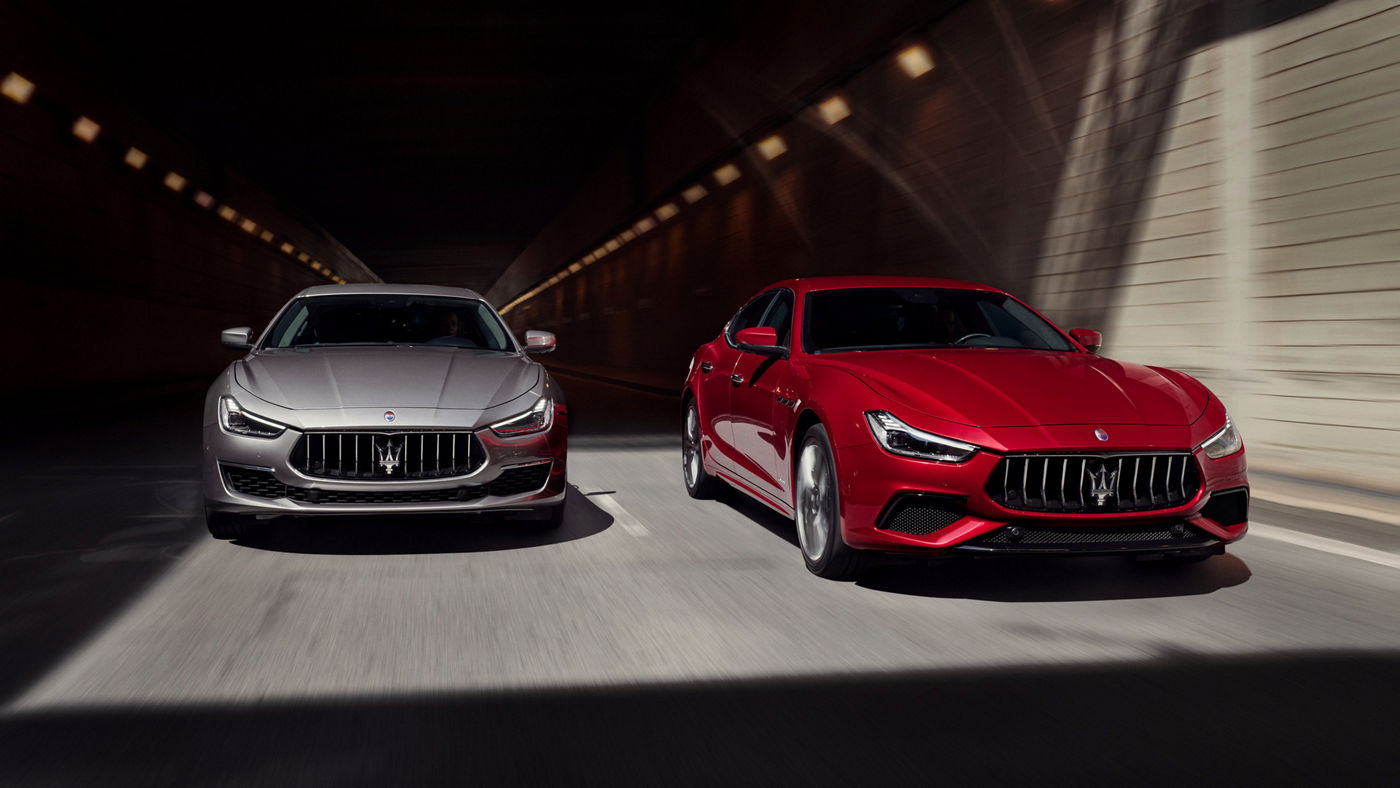 Maserati Ghibli Range