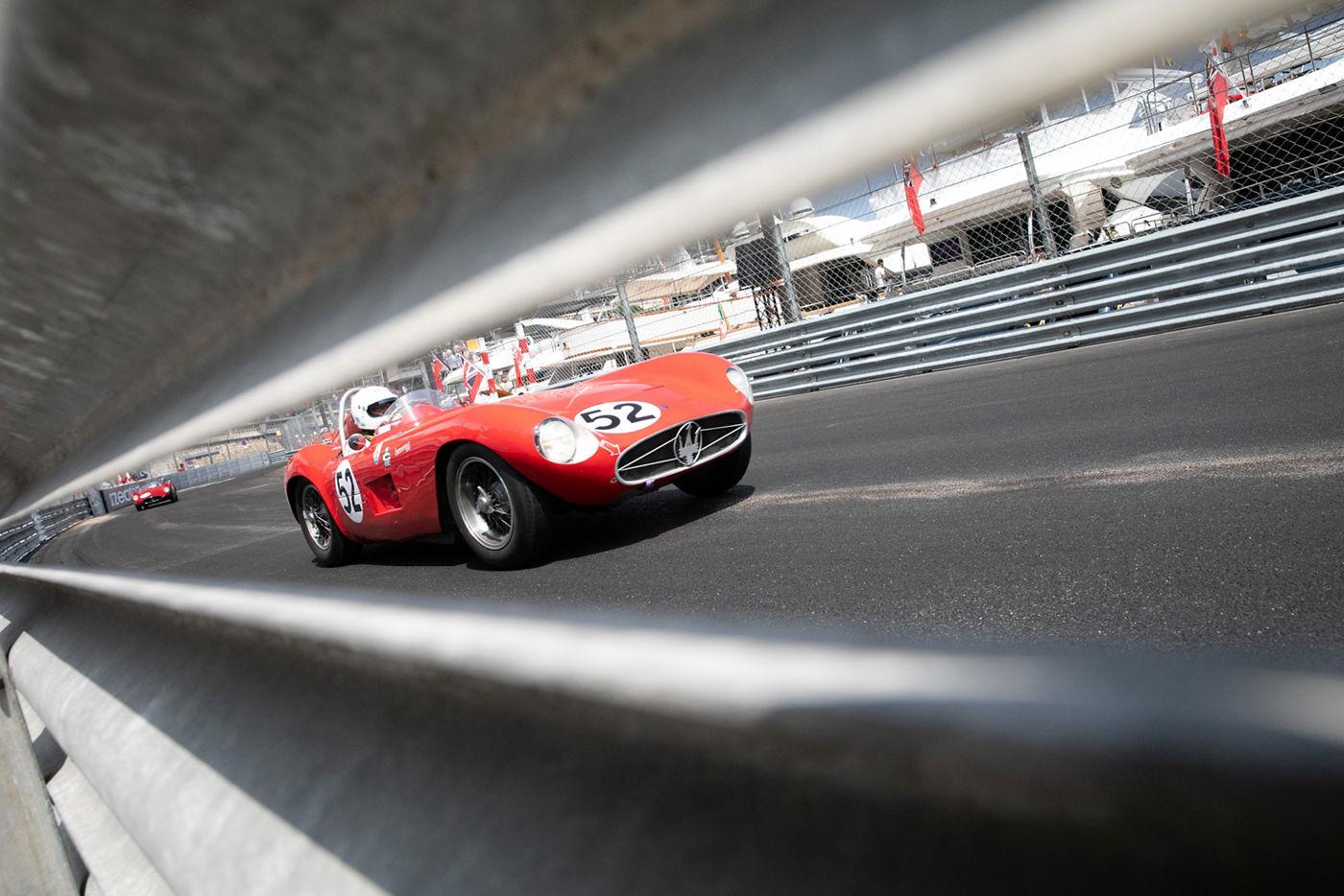 Grand Prix de Monaco Historique 2018 - Maserati 300 S