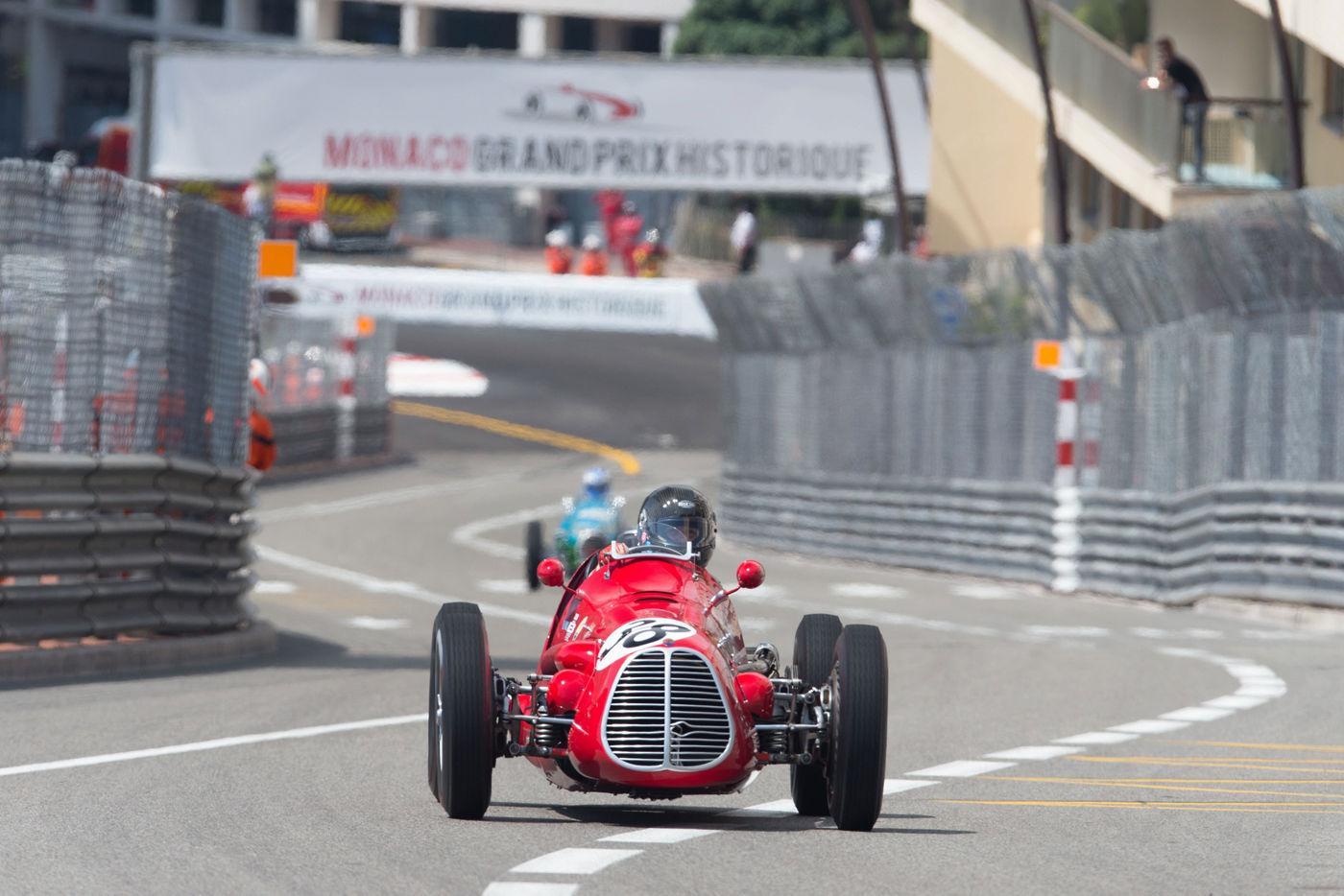 Grand Prix de Monaco Historique 2018 - Maserati A6GCM
