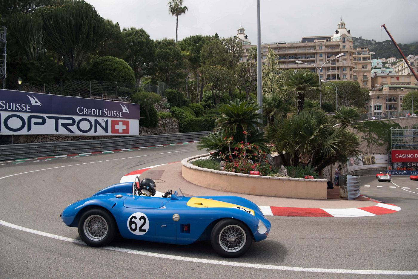 Grand Prix de Monaco Historique 2018 - Maserati A6GCS