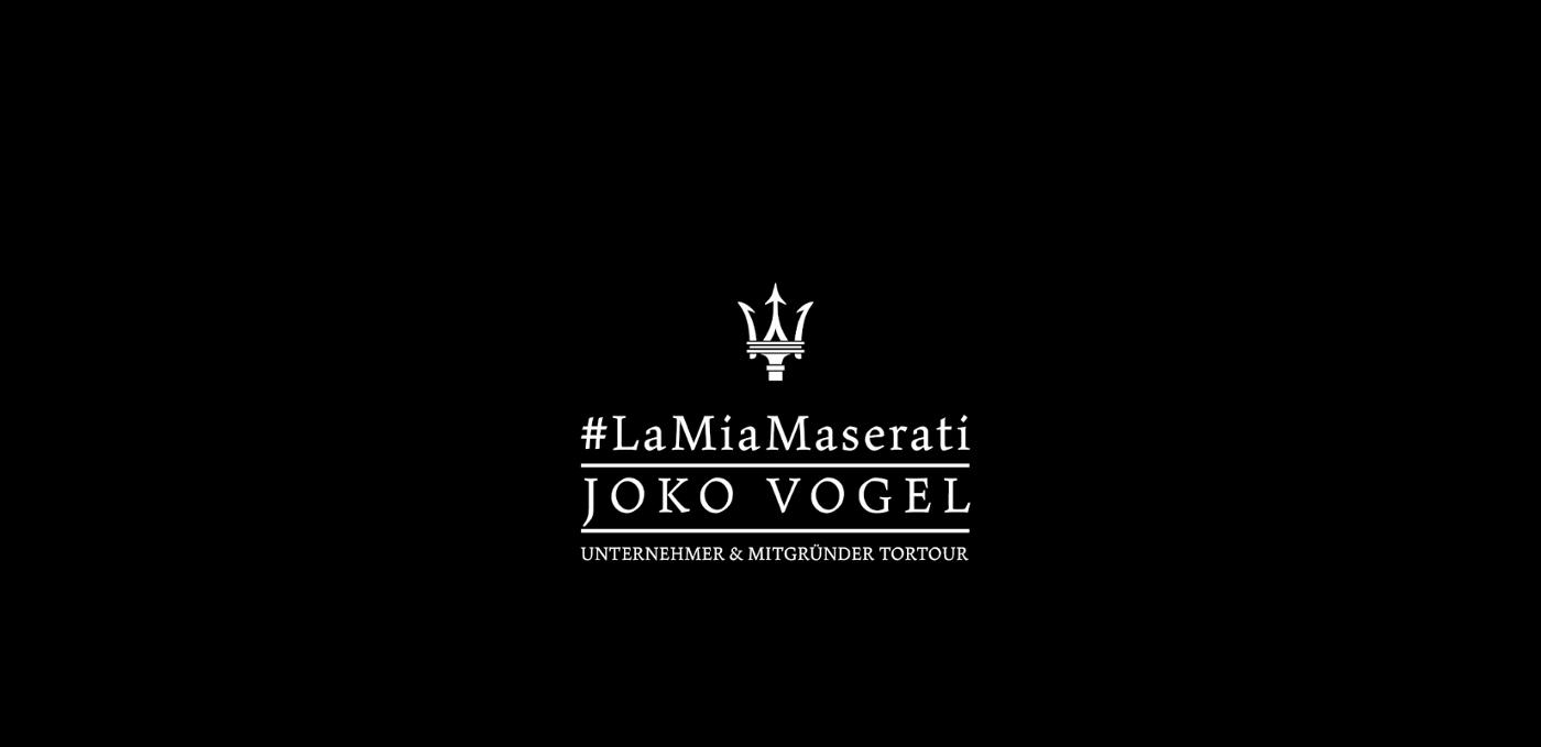 La Mia Maserati - Joko Vogel