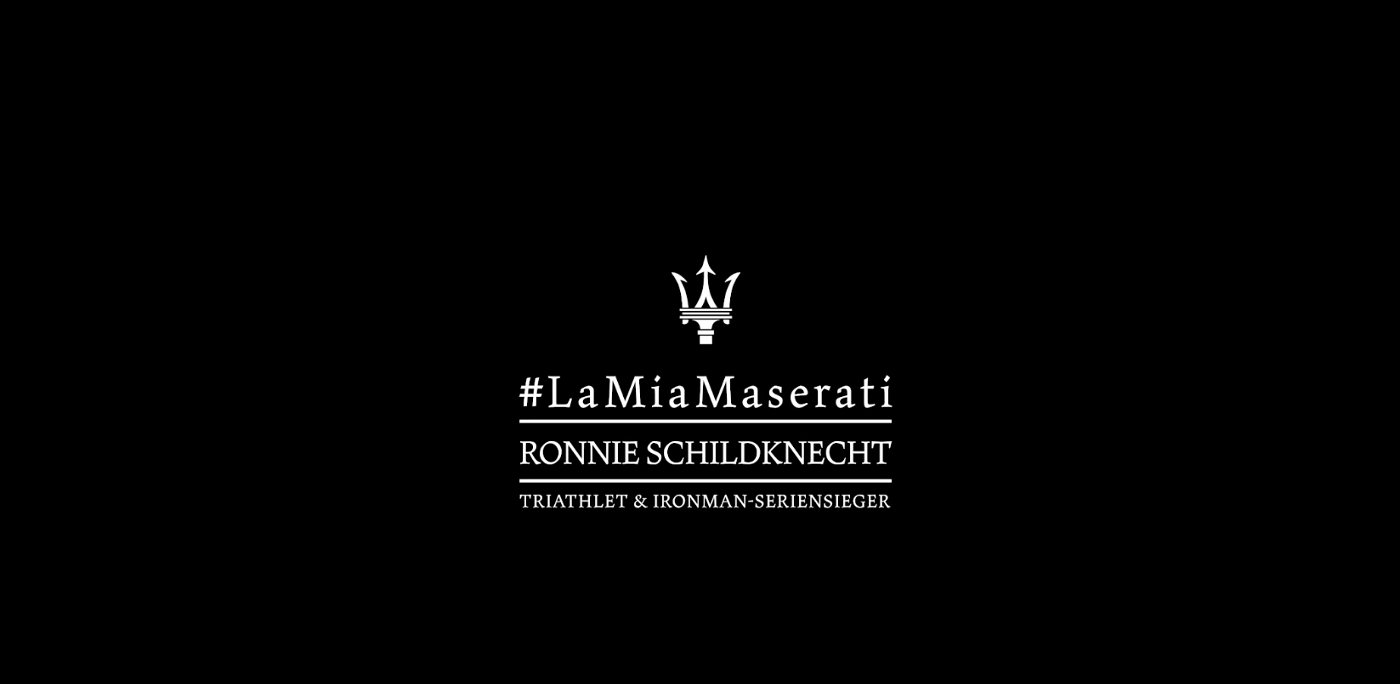 La Mia Maserati - Ronnie Schildknecht