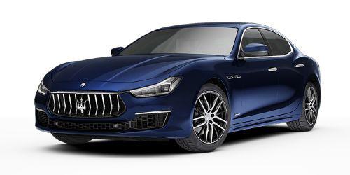 Maserati Leasingkonditionen für den Maserati Levante, Ghibli und Quattroporte