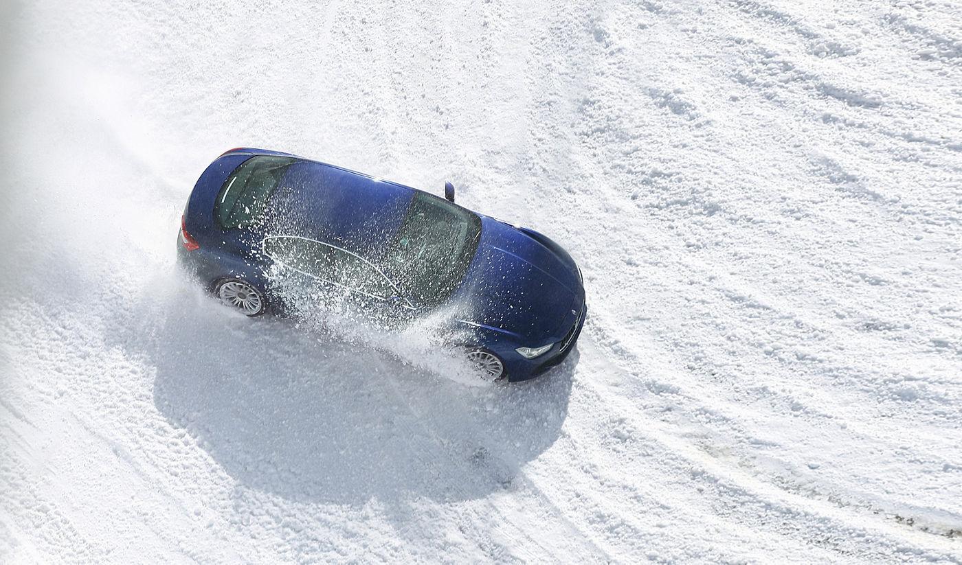 Maserati Wintercheck