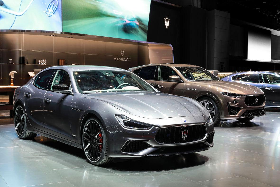 Maserati Ghibli S Q4 GranSport - Geneva Motor Show 2019