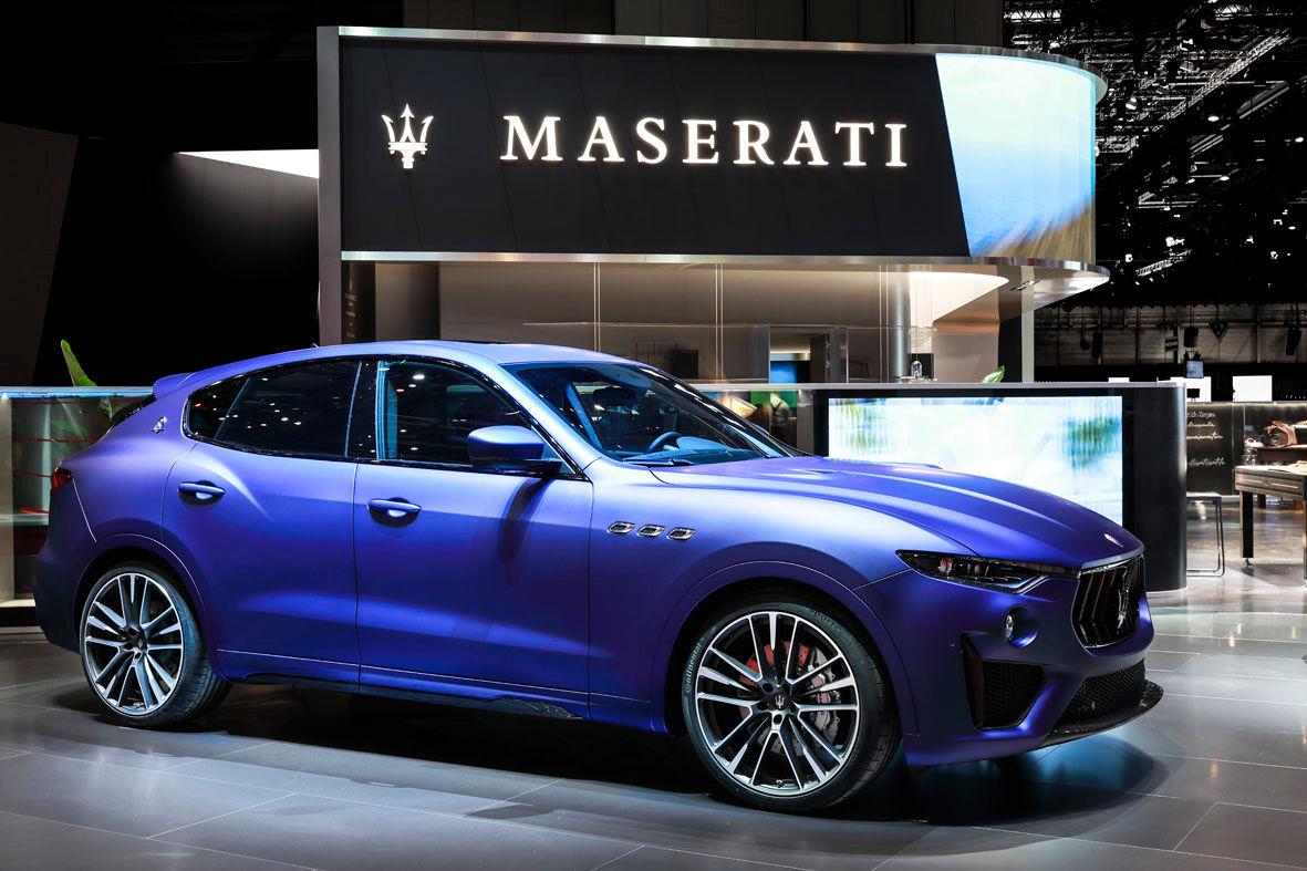 Maserati Levante Trofeo Launch Edition - Geneva Motor Show 2019