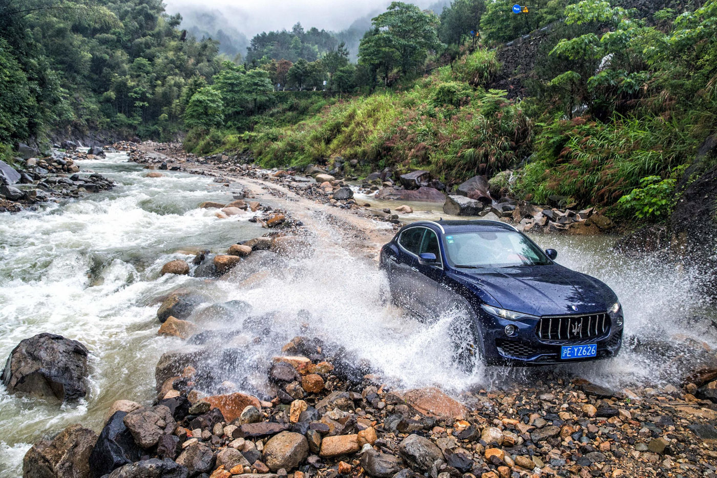 Maserati Levante MY19 China Grand Tour