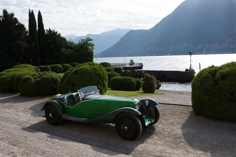 La Maserati Tipo 4 et Mario Umberto Borzacchini